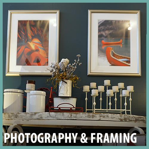 Photography & Framing
